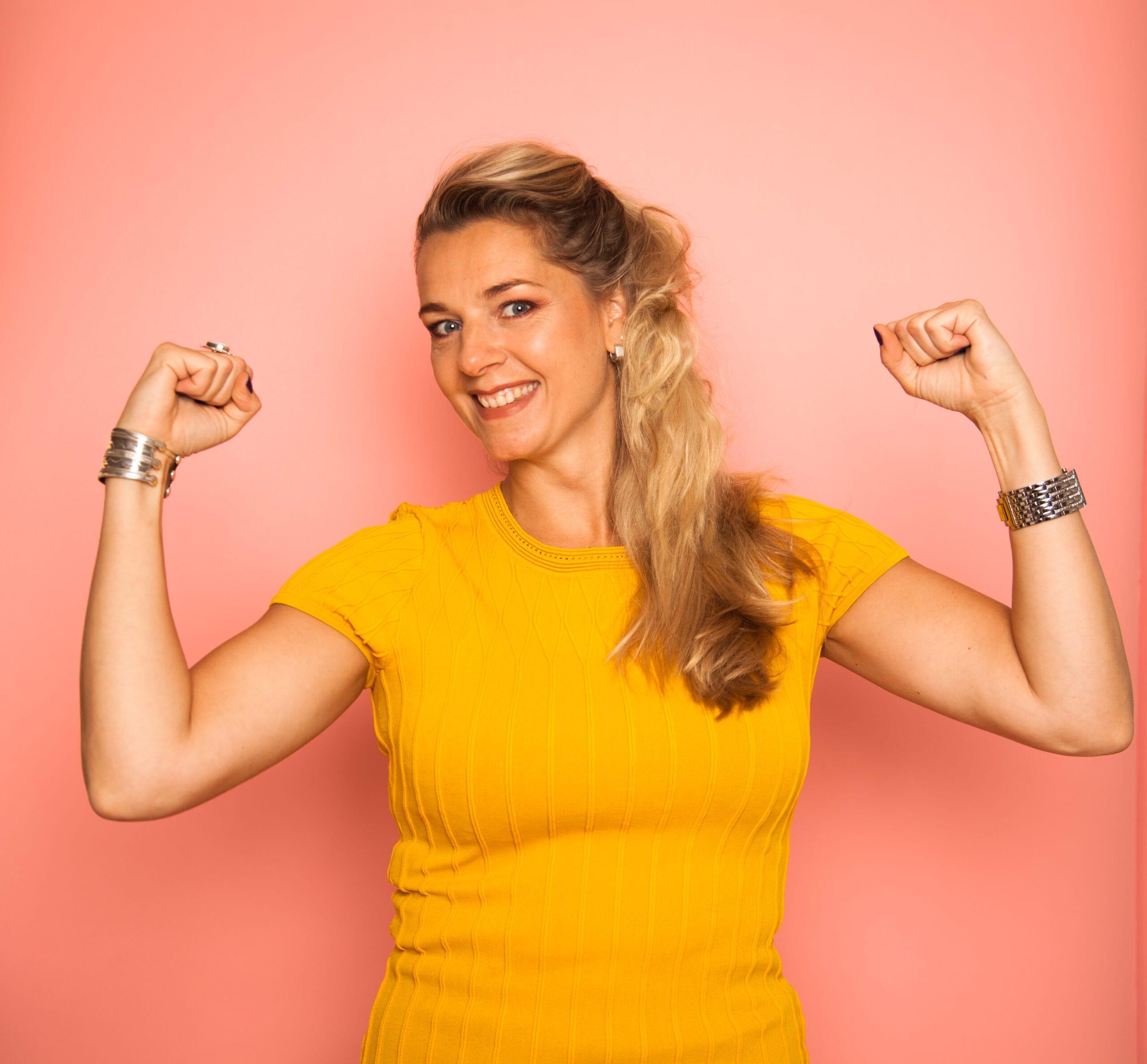 MunayQi KrijgerGodin Jacqueline Brandes Stress Transformatie Therapeut